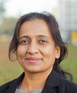 Dr. Shovamayee Maharana